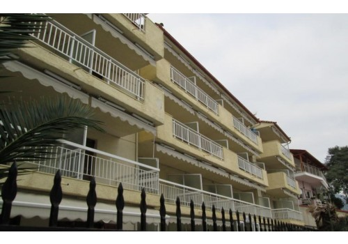 Vila Parhenon Neos Marmaras Grčka Sitonija letovanje more leto 2019 halkidiki terase