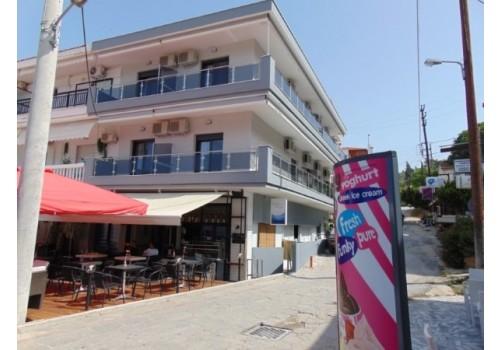 Vila Sole a Mare Neos Marmaras Sitonija Halkidiki Grčka more letovanje smeštaj