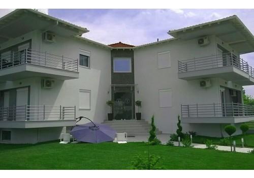 Apartmani Vila Tasos 2 - Stavros - Grčka autobusom