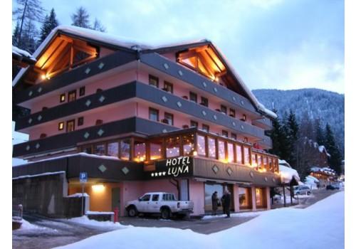 Italija zima skijanje ponude hotel Luna