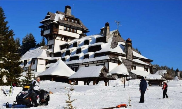 Nebeske Stolice Kopaonik Dream Land travel