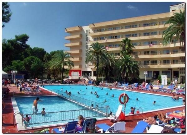 Španija Kosta Dorada leto Hotel Jaime I Kosta Dorada