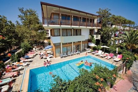 HOTEL ALKYON GRČKA HOTELI SKIJATOS LETO CENA