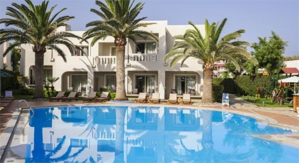 HOTEL AMALTHIA BEACH RESORT GRČKA HOTELI KRIT LETO CENA