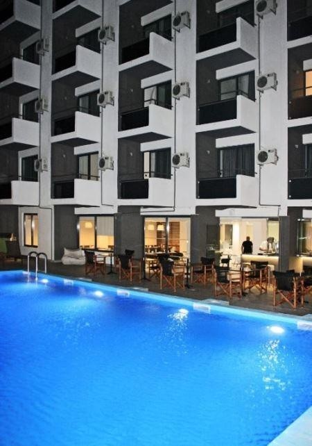 HOTEL AMPHITRYON BOUTIQUE GRČKA HOTELI RODOS LETO CENA