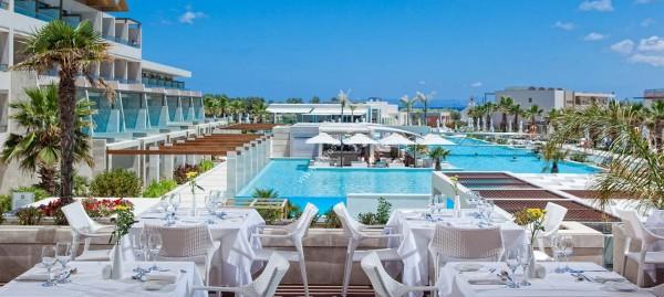 HOTEL AVRA IMPERIAL BEACH RESORT & SPA GRČKA HOTELI KRIT LETO CENA