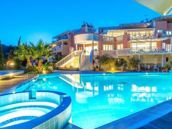 HOTEL BELVEDERE GRČKA HOTELI ZAKINTOS LETO CENA
