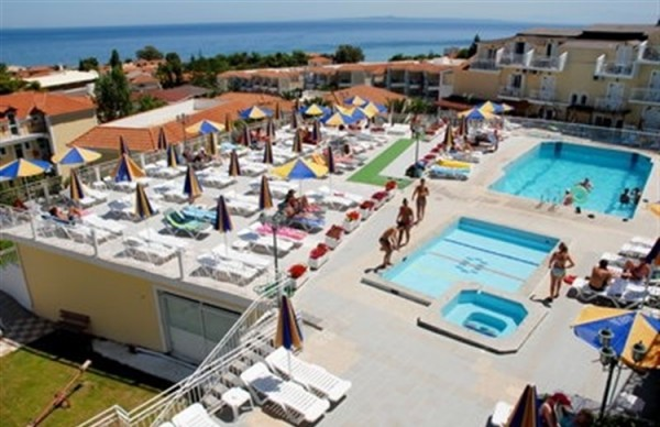 HOTEL CAPTAINS COMMODORE GRČKA HOTELI ZAKINTOS LETO CENA