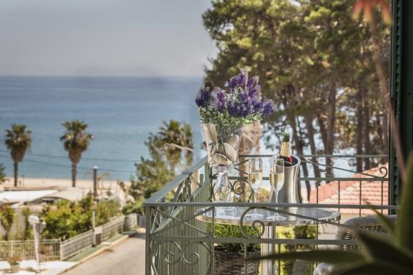 HOTEL CAPTAIN'S HOUSE GRČKA HOTELI KEFALONIJA LETO CENA