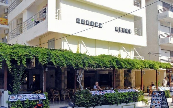HOTEL CARINA GRČKA HOTELI RODOS LETO CENA