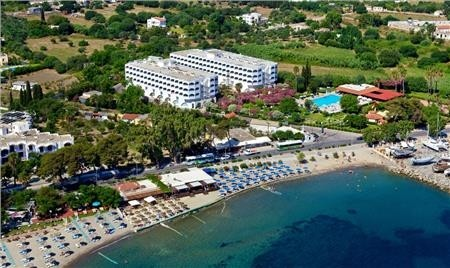 HOTEL CONTINENTAL PALACE GRČKA HOTELI KOS LETO CENA