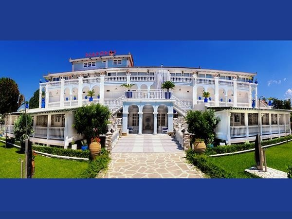 HOTEL DIAPOROS HALKIDIKI HOTELI SITONIJA LETO CENA