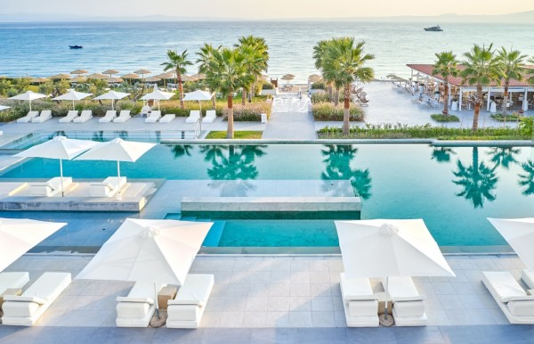 HOTEL GRECOTEL MARGO BAY 4* ex PELLA BEACH HALKIDIKI HOTELI KASANDRA LETO CENA
