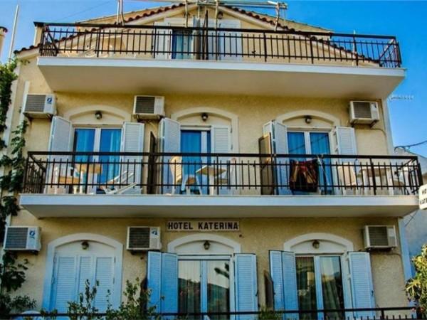 HOTEL KATERINA GRČKA HOTELI SAMOS LETO CENA
