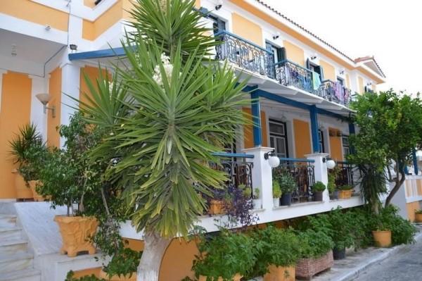 HOTEL LABITO GRČKA HOTELI SAMOS LETO CENA