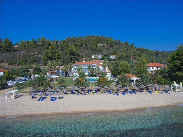 HOTEL LILY ANN BEACH HALKIDIKI HOTELI SITONIJA LETO CENA