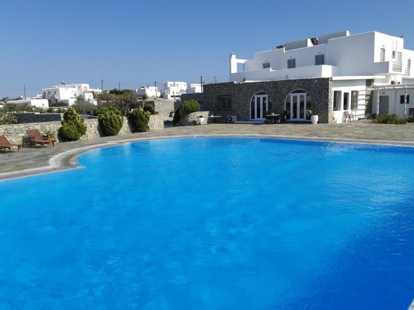 HOTEL MARIANNA GRČKA HOTELI MIKONOS LETO CENA