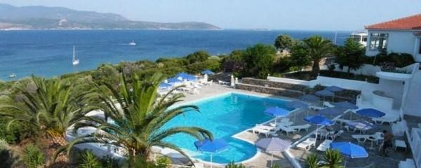 HOTEL MARITSA BAY GRČKA HOTELI SAMOS LETO CENA