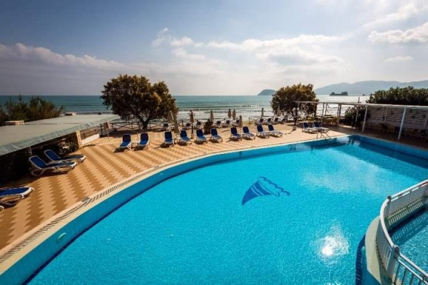 HOTEL MEDITERRANEAN BEACH RESORT GRČKA HOTELI ZAKINTOS LETO CENA