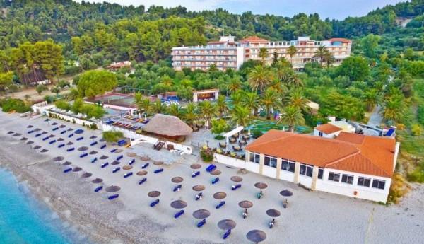 HOTEL MENDI HALKIDIKI HOTELI KASANDRA LETO CENA