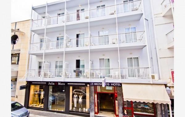 HOTEL MOSCHOS GRČKA HOTELI RODOS LETO CENA