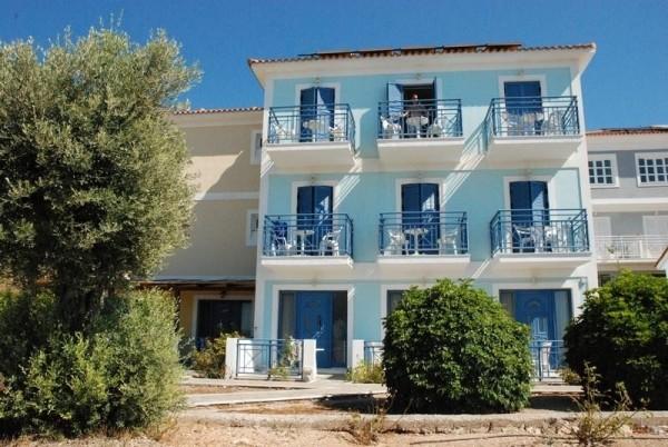 HOTEL MYKALI GRČKA HOTELI SAMOS LETO CENA