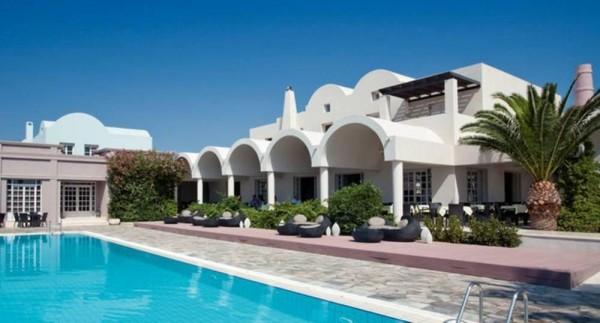 HOTEL NINE MUSES GRČKA HOTELI SANTORINI LETO CENA