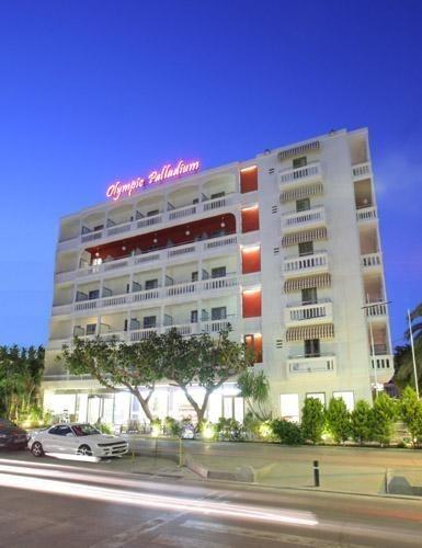 HOTEL OLYMPIC PALLADIUM GRČKA HOTELI KRIT LETO CENA