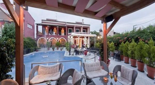 HOTEL OMIROS GRČKA HOTELI KRF LETO CENA
