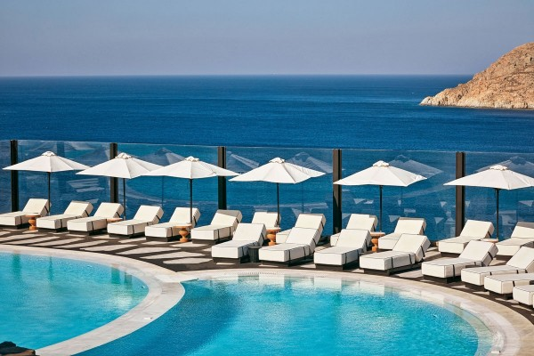 HOTEL ROYAL MYCONIAN RESORT & VILLAS GRČKA HOTELI MIKONOS LETO CENA