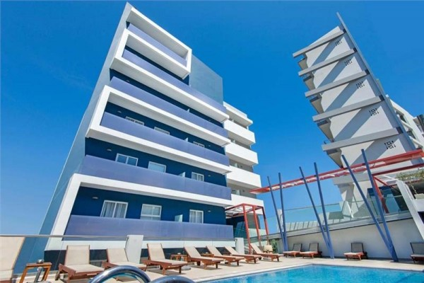 HOTEL SEMIRAMIS CITY GRČKA HOTELI RODOS LETO CENA
