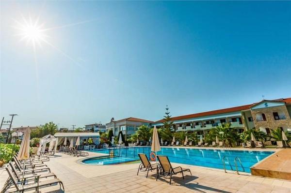 HOTEL TRESOR (ex HANIOTI PALACE) HALKIDIKI HOTELI KASANDRA LETO CENA