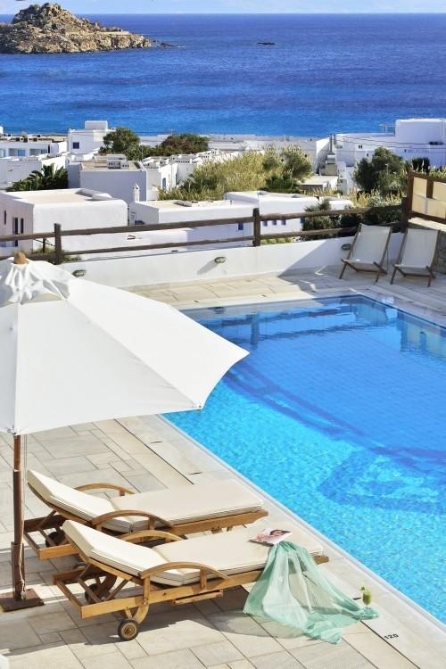 HOTEL PELICAN BAY ART GRČKA HOTELI MIKONOS LETO CENA