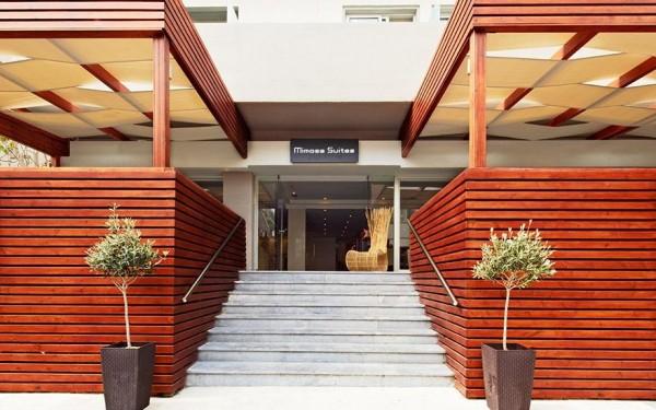 STUDIO MIMOSA SUITES GRČKA HOTELI RODOS LETO CENA