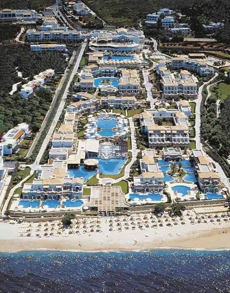 Hotel Aldemar Royal Mare And Suites 5* - Hersonisos / Krit -Grčka leto