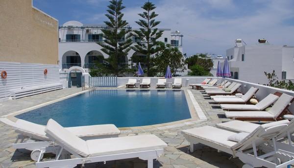 HOTEL IRIS BOUTIQUE SANTORINI LETOVANJE GRČKA PONUDA CENE ARANŽMANA