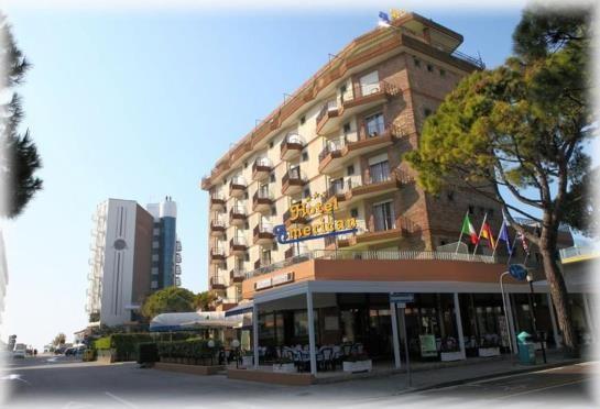 hoteli Lido di Jesolo Italija leto