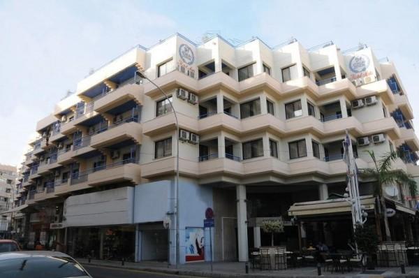 Aparthotel Atrium Zenon Larnaka Kipar more letovanje paket aranžman izgled