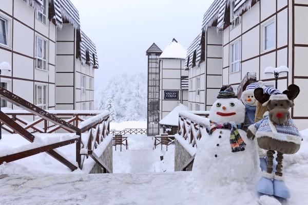 Aparthotel Kraljevi Cardaci Kopaonik zimovanje skijanje spa