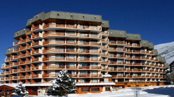 Aparthotel Le Mejiotel Les 2 Alpes zima 2020 skijanje Francuska zimovanje spolja
