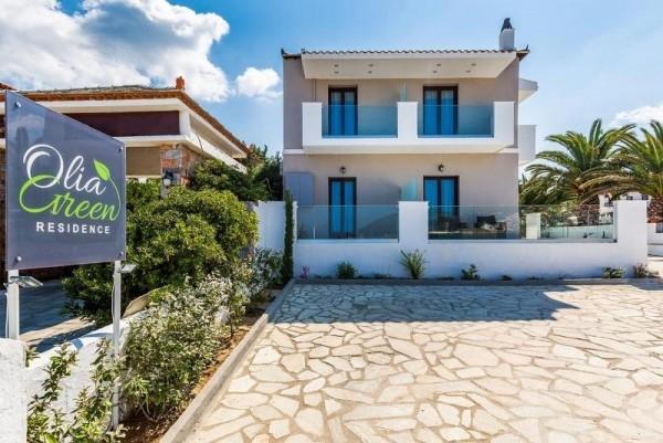 Aparthotel Olia Green Residence Skopelos letovanje grčka ostrva paket aranžman