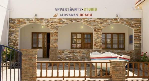 APARTMAN TARSANAS SAMOS GRČKA LETOVANJE HOTELI CENE