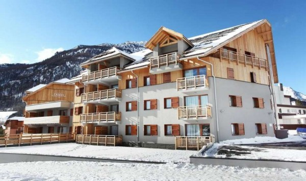 Apartmani Aquisana Serre Chevalier zima skijanje Francuska zimovanje smeštaj cena