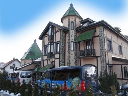 Klub Satelit Zlatibor zimovanje smestaj skijanje cene
