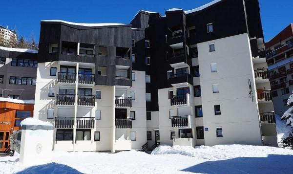 Apartmani Gentianes Les Menuires skijanje Francuska zima Alpi zimovanje odmor smeštaj
