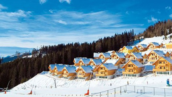 Austrija skijanje zimovanje Katschberg