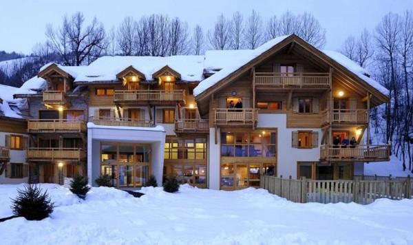 Apartmani Nemea L'Adret zima skijanje Alpi Serre Chevalier zimovanje smeštaj