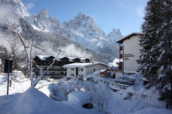 Italija skijanje zimovanje San Martino di Castrozza