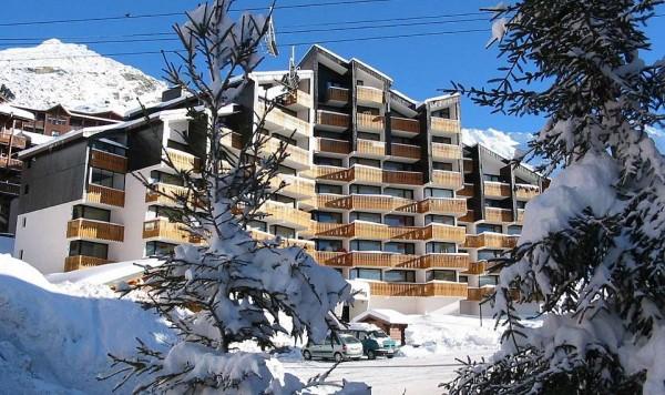 Apartmani Residence Eterlous zima Alpi Val Thorens skijanje Francuska zimovanje