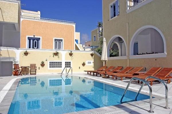 HOTEL SELLADA APARTMENTS SANTORINI AVIONOM